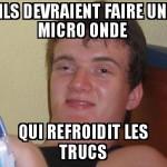 Micro Frigo ?
