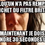 Filtre brita