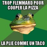 Pizza de flemmard