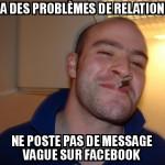Problèmes sur Facebook