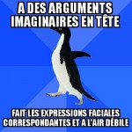 Arguments imaginaires