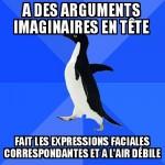 Arguments imaginaires