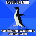 Email envoyé