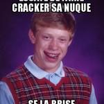 Cracker la nuque