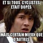 le dopage dans le cyclisme