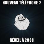 Nouveau téléphone