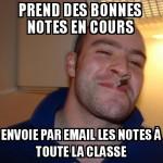Notes de cours