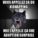 Kidnapping ?