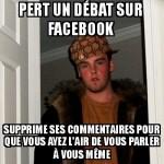 Débat facebook