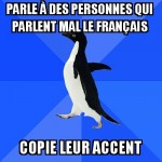Copie d'accent