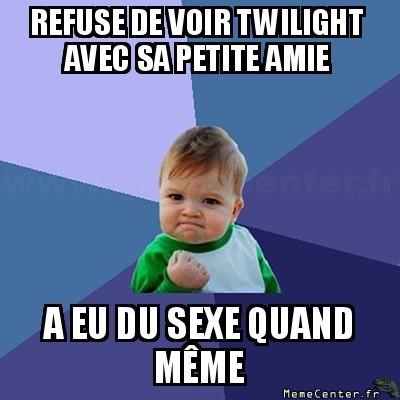 Film de sexe twilight