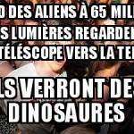 Téléscope d'alien
