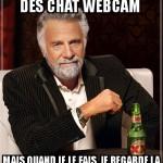 La webcam