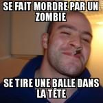 Morsure de zombie