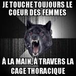 Loup sang-timental