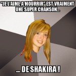 Stupide fille