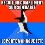 Complimenté