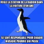Tu règles la radio