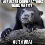 Conversations mentales