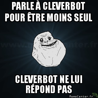 Discussion avec CleverBot
