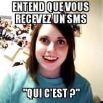You got SMS