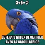 Vérification de calcul