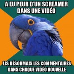 saloperie de screamer