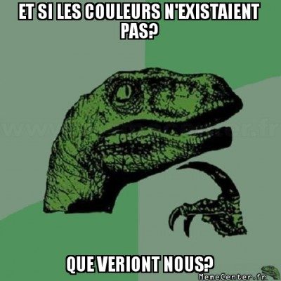 Bonne Question.