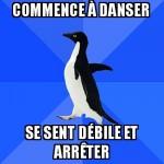 Danse débile