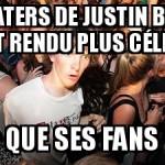 Justin Bieber ...