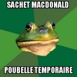 Sachet macdonald