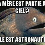 Astronaute ? Ou pas ..