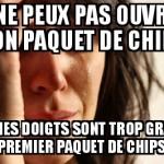 Trop de chips tue les chips