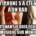 Plus d'iPhone
