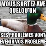 Problèmes communs