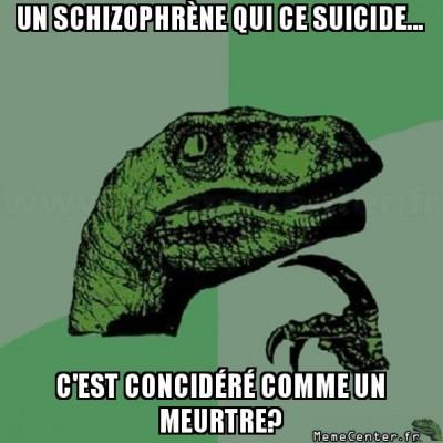 Suicide ou meurtre?