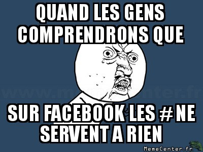 # sur facebook