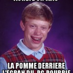 apple et bad luck brian