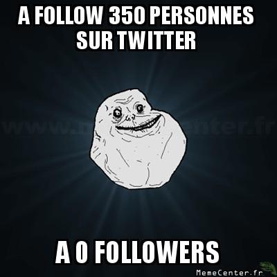 Forever twitter