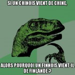 Arrête tes chinoiseries !