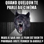 Cinéma avec LE pote