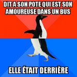 Clash dans un bus
