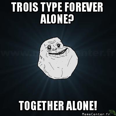 alones