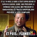 Le quinquennat de Hollande