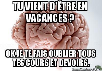 Merci cerveau