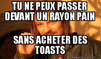 les toast