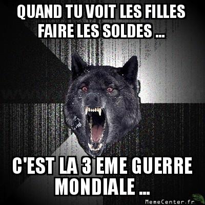 Le Loup Furieux