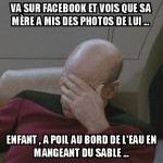 Honte Facebookesque ...