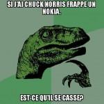 Chuck Norris vs Nokia